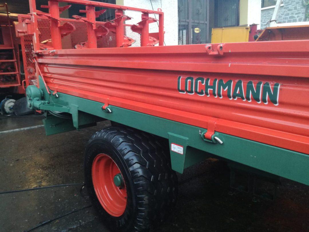 Spandiletame Lochmann Usato